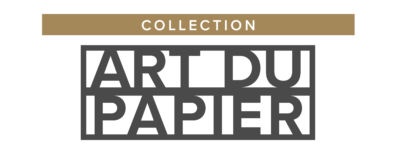 Collection ART DU PAPIER - Titre