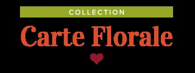 Collection CARTE FLORALE - Titre