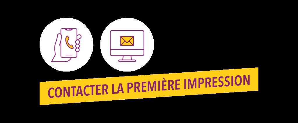 Contact - La Première Impression